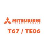 Mitsubishi T67 / TE06