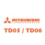 Mitsubishi TD05 / TD06