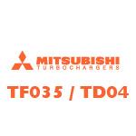 Mitsubishi TF035 / TD04