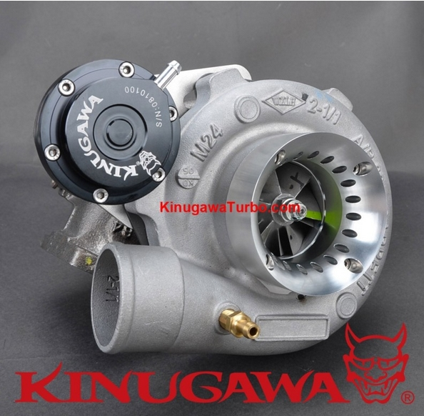 Garrett Turbocharger 3 quot  GT3071R HKS GT2835 w  T25  64 Hsg  amp  Adjustable    Garrett Turbocharger