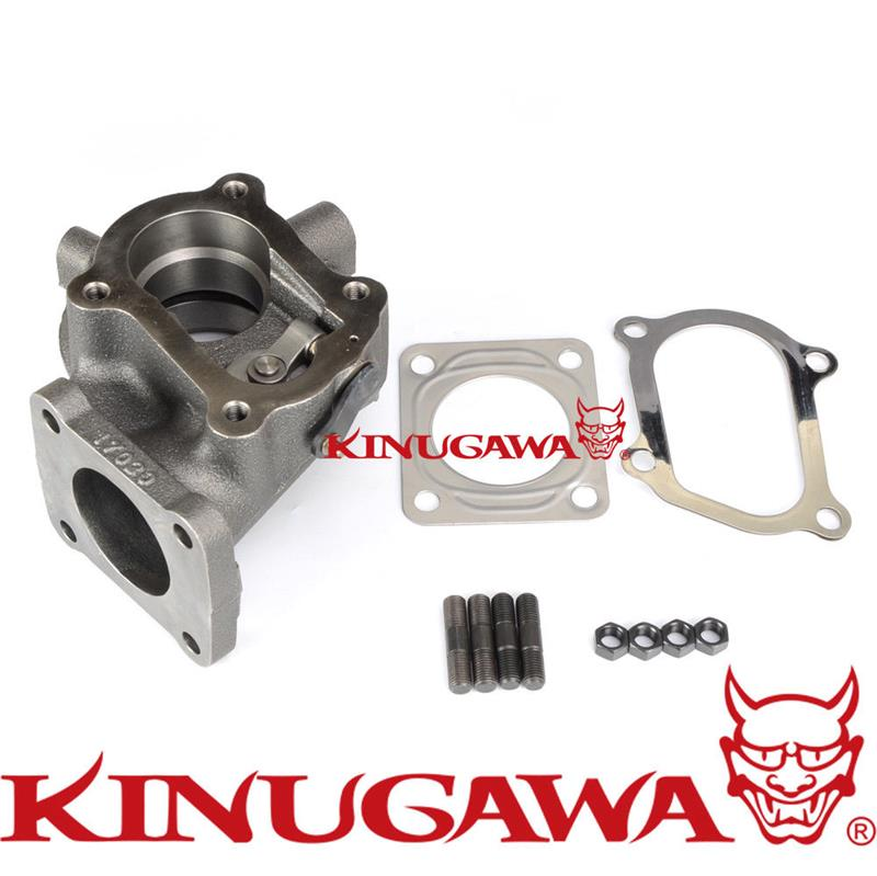 Turbine housing for TOYOTA 1HD-FTE Land Cruiser CT12B