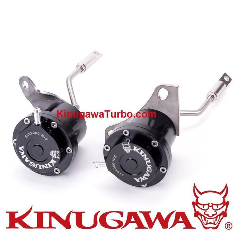 Kinugawa Turbo Wastegate Actuator Mitsubishi 6G72T
