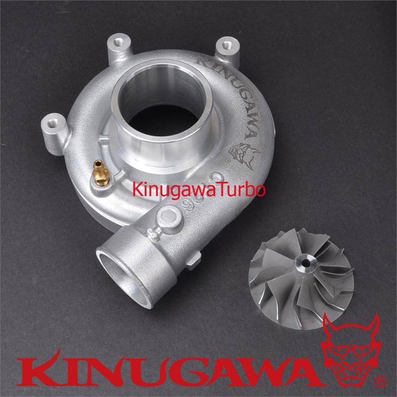 Turbo Upgrade Cover Kit TOYOTA CT26 w/ Garrett 60-1