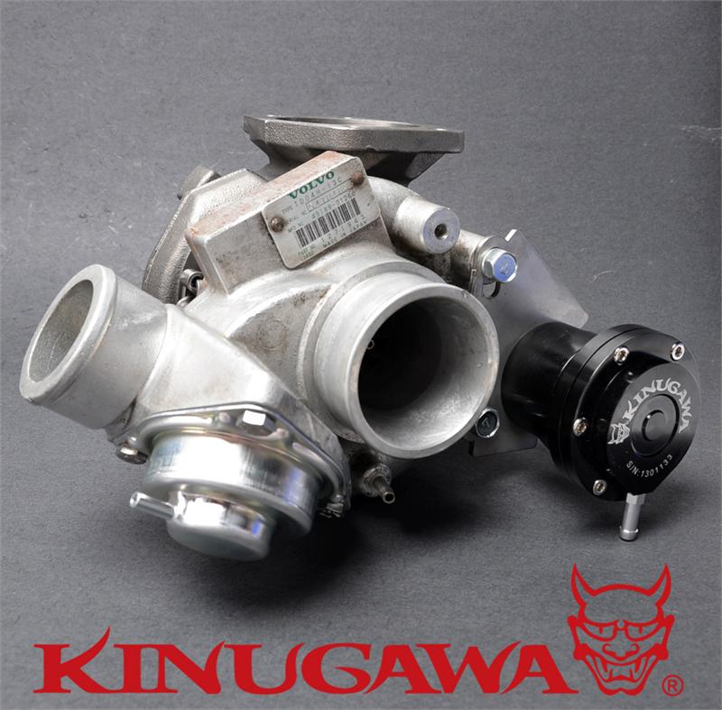 kinugawa billet adjustable turbo wastegate actuator volvo 740 940 td04h 13c. Black Bedroom Furniture Sets. Home Design Ideas