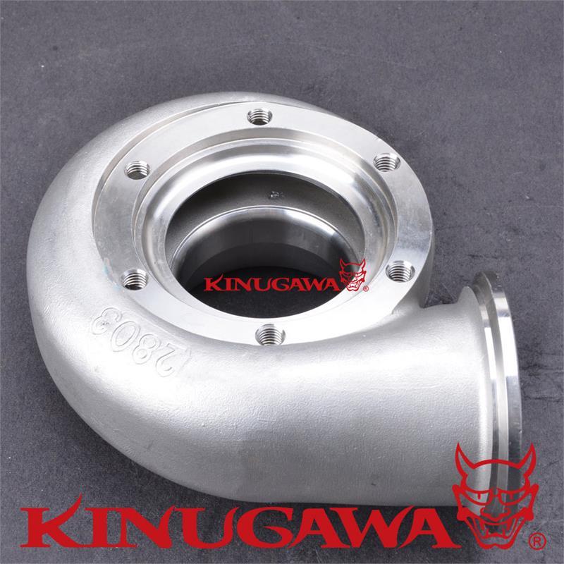 Garrett Gtx3076r Compressor Wheel Housing: Kinugawa Stainless Turbine Hsg Garrett GTX3076R GT3037 V