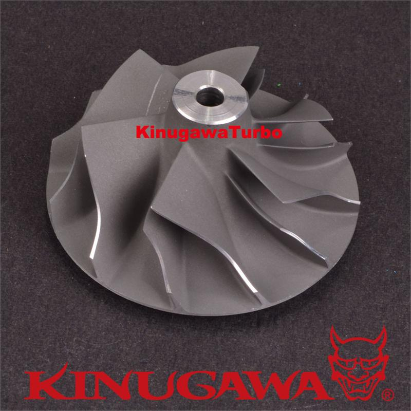 Turbo Compressor Wheel Garrett T3 T4 T04E 58mm / 75mm