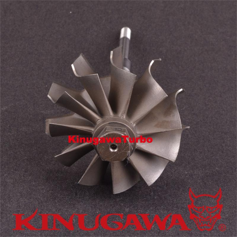 New Turbine Wheel Garrett Turbo T3//T4 Stage 3 III 76 Trim 65mm 56.3mm 11 Blade
