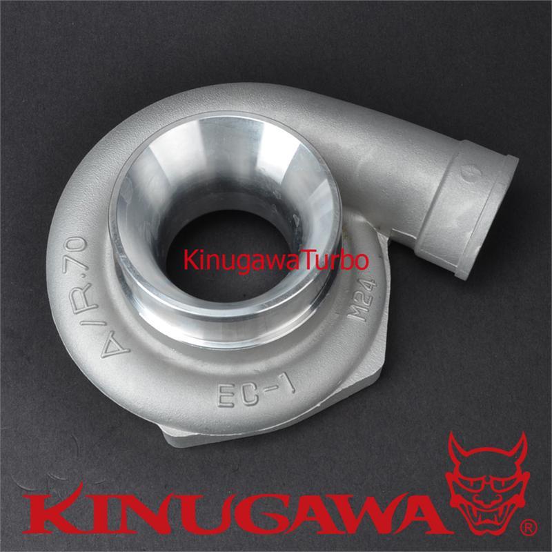 "Garrett Gtx3076r Compressor Wheel Housing: Kinugawa 4"" Garrett A/R .70 GT3582R Turbo Compressor"
