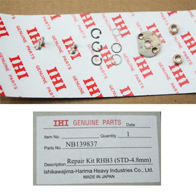 Turbo Repair Rebuild Kit Genuine IHI RHB3 RHB31 RHB32