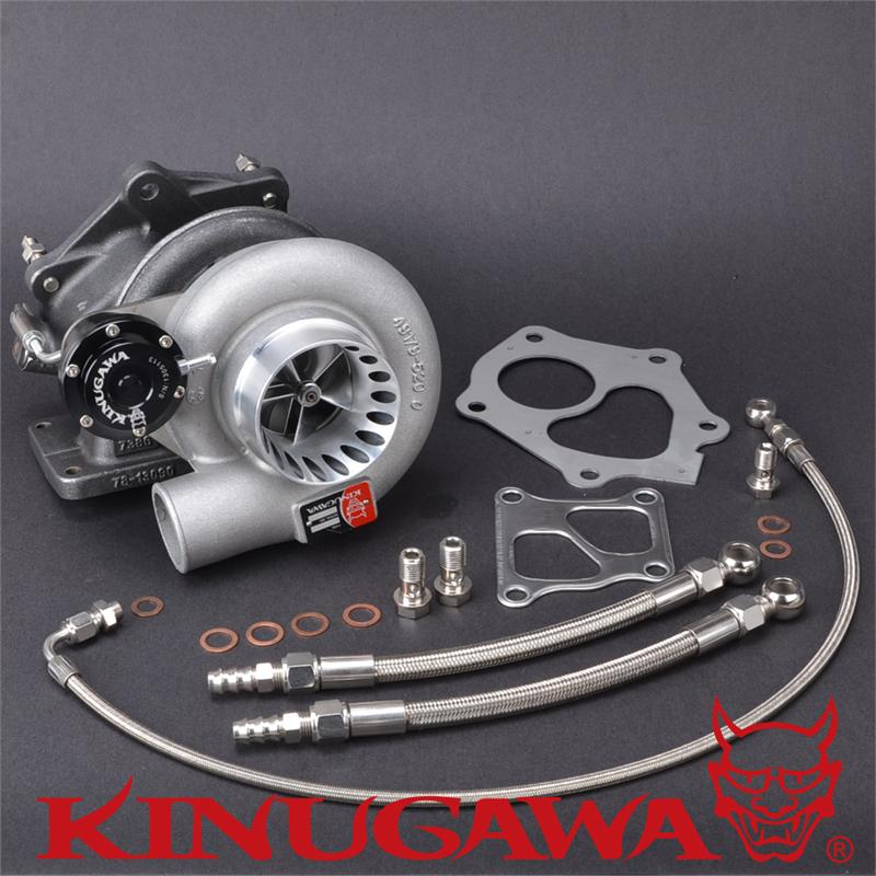Kinugawa Ball Bearing Turbocharger Mitsubishi EVO X EVO 10 Turbo