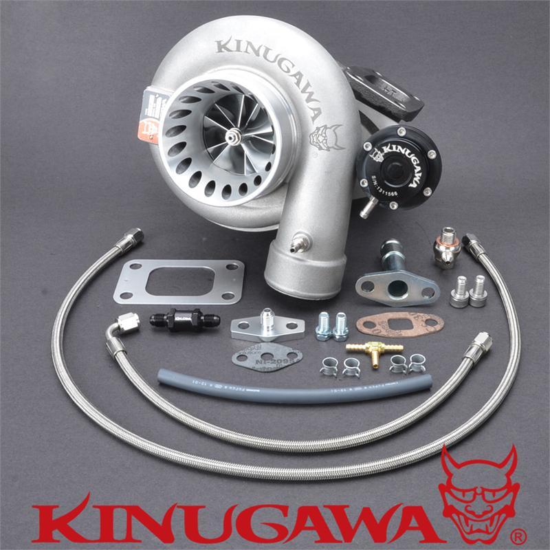 Kinugawa Billet Turbocharger Ford Xr6 Ba Bf 4 Anti Surge Te06h W Garrett T04r Billet Wheel