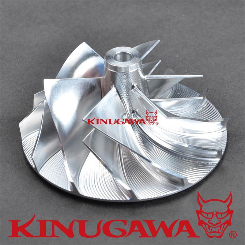 53.1//71 Trim 56//6+6 Kinugawa Billet Turbo Compressor Wheel Garrett GT2871R GT3071R