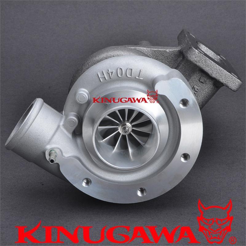 Kinugawa Billet Turbocharger TD04HL-20T w/ 8 5cm T25
