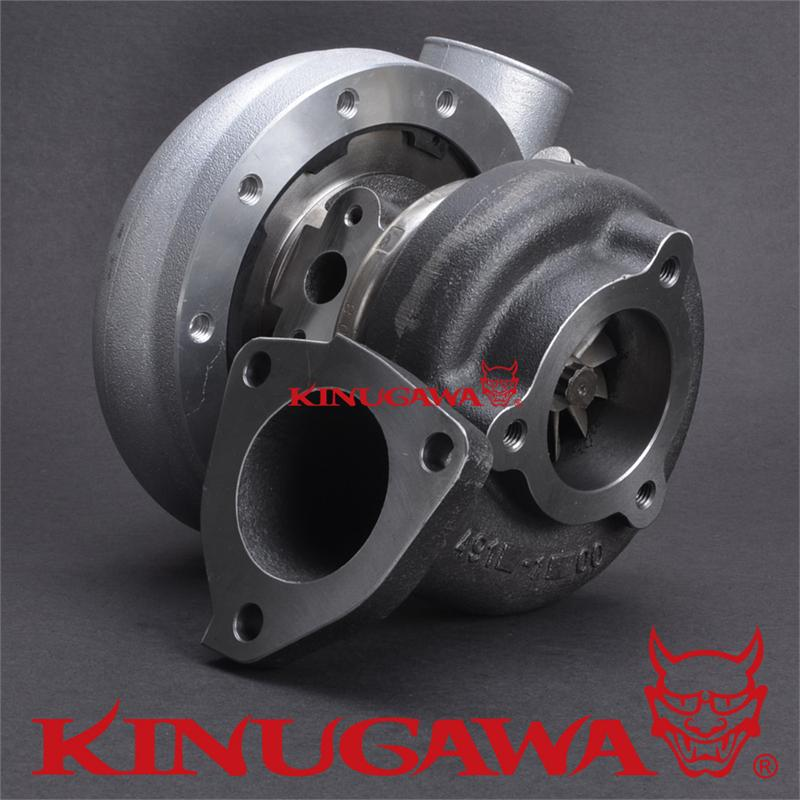 "Gt3576 Universal Performance Turbo Charger Journal Bearing: Turbocharger Kinugawa 3"" Anti-surge TD05H 18G Oil-Cooled"