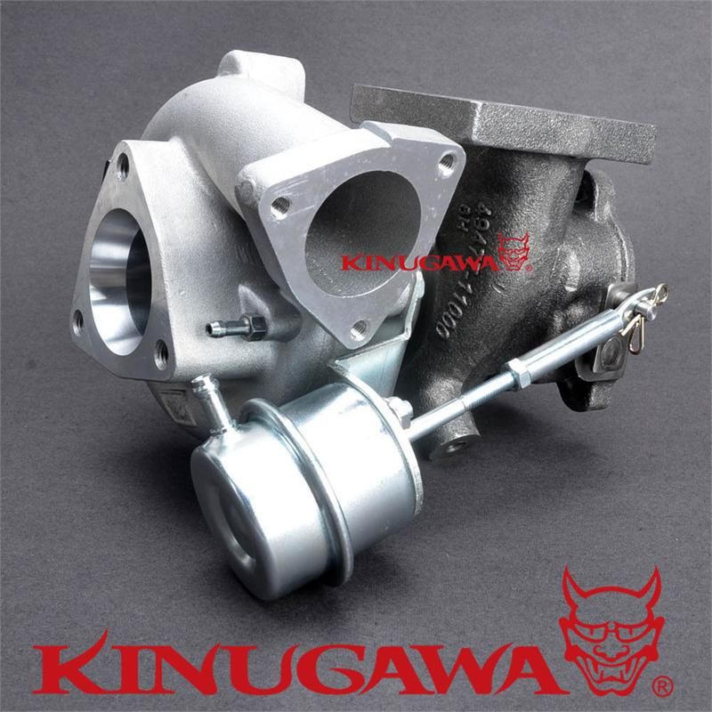Kinugawa Turbocharger Nissan Cabstar Terrano QD32 3 2L Diesel TD04L