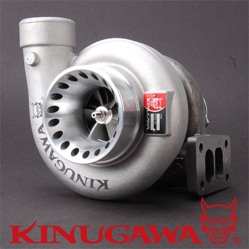 "Kinugawa Turbocharger 4"" TE06H Billet 25G with T3 12 cm ..."