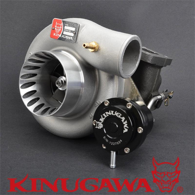 """Garrett Gtx3076r Compressor Wheel Housing: Kinugawa Billet Turbocharger 3"""" Anti Surge TD06SL2"""