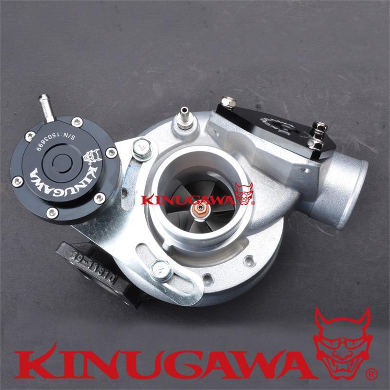 Genuine Mitsubishi Convert to Kinugawa Turbocharger TD04L-13T 6cm
