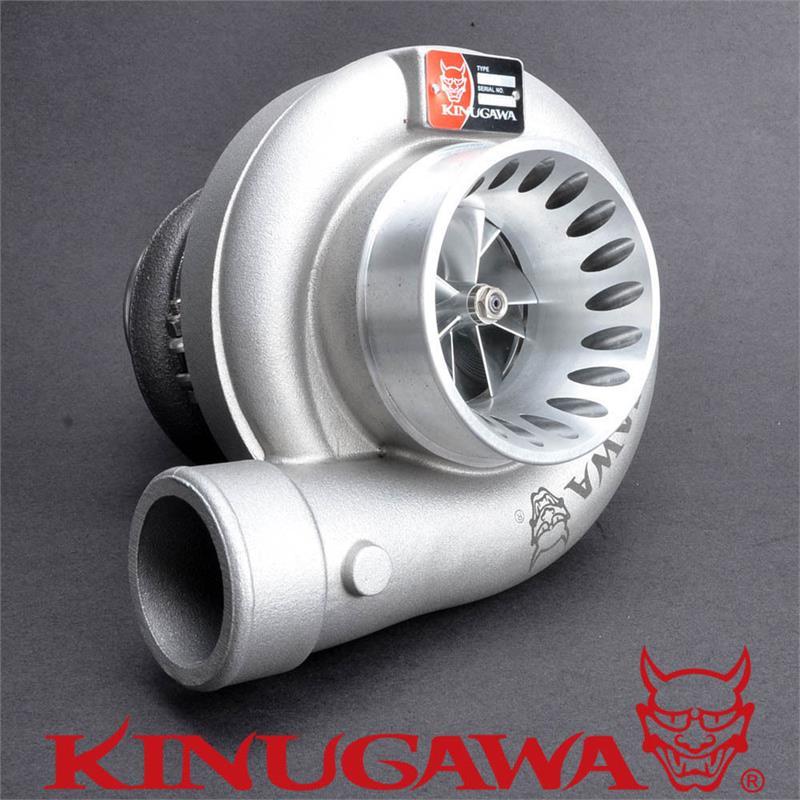"""Kinugawa Billet Turbocharger 4"""" T67 w/ Garrett T04R wheel ..."""