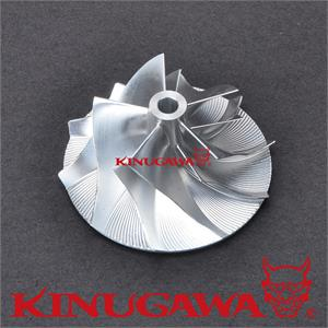 9+0 Reverse Point Milling Billet Turbo Compressor Wheel MHI TD05 TD06 55//69.1